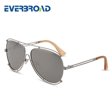 Highly recommended wonderful Women Sunglasses Anti UV400 Metal Lady Sun Glasses China Manufacture Ready Goods