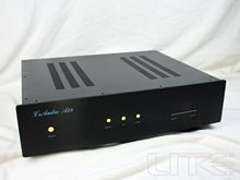 Remote Version 12AU7+12AX7+6DJ8 HIFI Tube Preamplifier base on CAT SL-1 preamp(China)