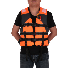 Lixada Fishing Vest Outdoor Adult Lifesaving Life Jacket Vest Clothing Swimming Marine Life Jackets Safety Survival Suit