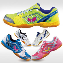 HOT sale Butterfly UTOP-3 table tennis shoe ping pong sports sneakers for men and women(China)