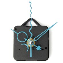 Blue Diy Tool Hand Work Quartz Wall Clock Spindle Movement Mechanism Repair Part Kit(China)