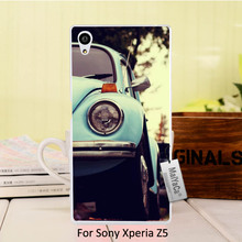 MaiYaCa Amazing new arrival phone case cover Piaggio Vespa Scooter Road Italy Rome For Sony z5(China)
