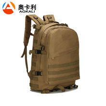 Sports Bags Rucksack 55l 3d Outdoor Sport Nylon Military Tactical Backpack Bag Machila Militar Tactica Camping Hiking Climbing(China)