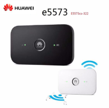 Original Unlocked Huawei E5573 Dongle Wifi Router E5573cs-322 Mobile Hotspot Wireless 4G LTE Fdd Band pk e5778 b593 R216 Router