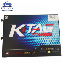 V2.13 KTAG 6.070 K-TAG ECU Programming Tool Master Version with No Token Limitation V6.070 KTAG Main Unit K TAG ECU Chip Tunning