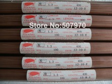 Ziyang Copper Electrode Tube Single Hole 1.3*400mm  for EDM Drilling Machine