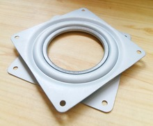4'' Small Exhibition Turntable Bearing Swivel Plate Lazy Susan! Great For Mechanical Projects!(China)