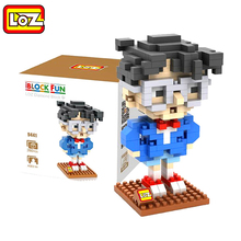 LOZ Diamond Blocks Japanese Anime Detective Conan Model Assemblage Toys Building Bricks Boy Girl Gift brinquedos - Kosanwar Toy Store store