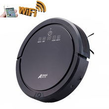 AOLANSI APP Remote Control Robot Vacuum Cleaner Wet And Dry,Self-Charging,Large Capacity Battery 5 kinds of Cleaning Patterns