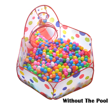 Ocean Ball 100 pcs/lot Soft Plastic Pit Ball Water Pool Ocean Wave Ball for Kids Eco-Friendly High Quality with CE Certification