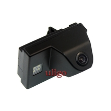 CCD Car Reverse camera for Toyota Land Cruiser 200 (2007 - 2012) Rear View camera HD Night vision Waterproof Free shipping(China)