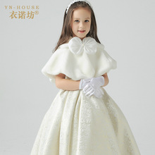 New 2-11 Years Old Children'S Wedding Dress Girl Princess Birthday Dress Photographic Clothing Child Cocktail Evening Dress