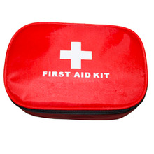 High Quality 16*11*5cm Outdoor Sports Travel Camping Home Medical Emergency Rescue First Aid Kit Bag Wholesale(China)