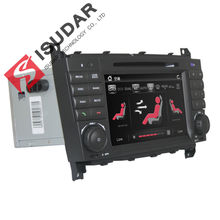 Capacitive Screen! Two Din 7 Inch Car DVD Player Video A-Class/Mercedes/Benz/W169/W203/W209/B200/CLK200/Viano FM GPS BT Map - ISUDAR Franchised Store store