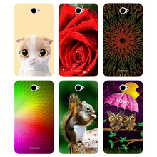 Buy Soft TPU Silicone Case Sony Xperia E4 E2104 E2105 E2114 E2115 E2124 original Back Cover Flower Plants Printed Owl Phone Case for $2.91 in AliExpress store