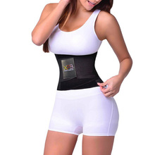 Black Girls Waist Trainer Tummy Control Women Waist Bodycon Corsets Latex Cincher Bodysuits Body Shaper Slimming Belt Girdles