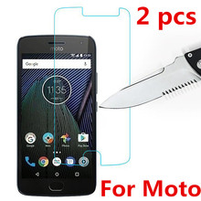 2 pcs For Motorola moto G2 G4 G Plus x z Play style x2 nexus6 nexus 6 e e2 Droid Turbo Tempered Glass Screen protecto Film Case