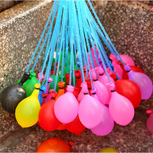 222pcs/bag Quickly Filling Water Balloons Summer Outdoor Garden Fun magic ball toy Games Kids Party water balloon