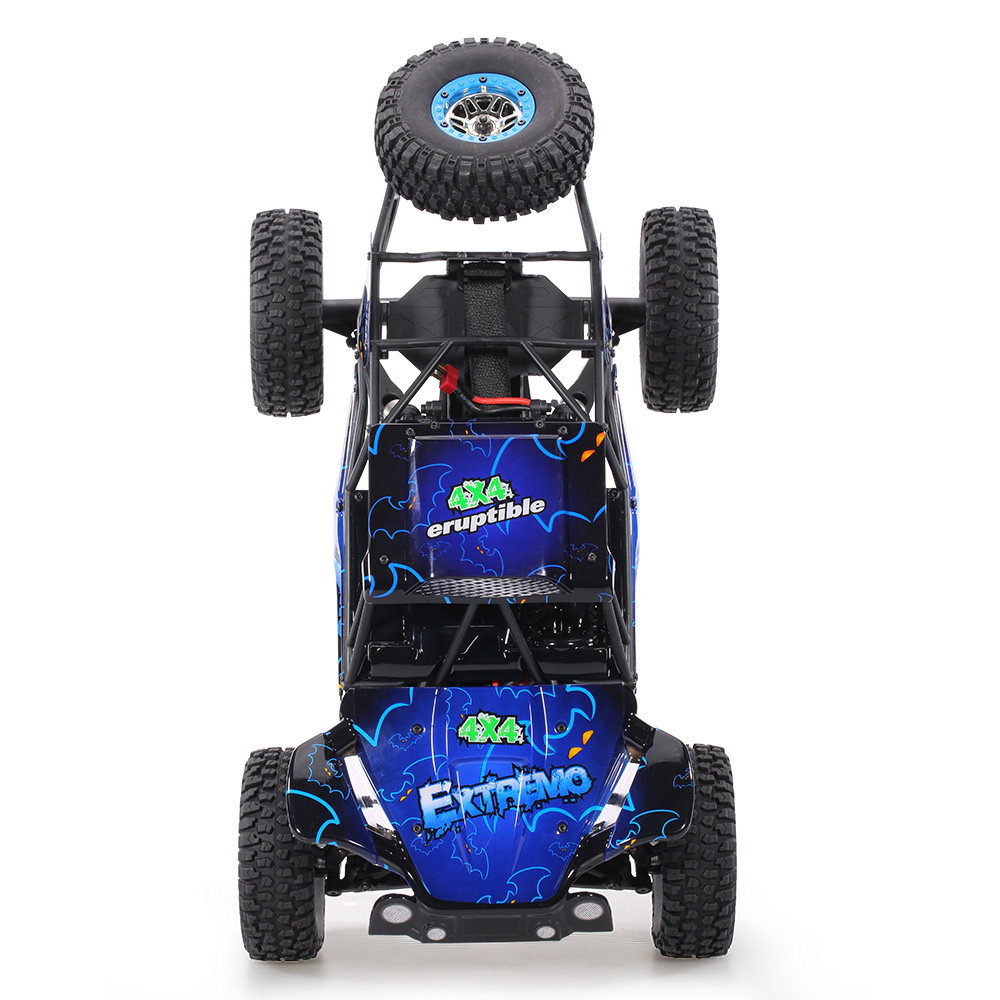 Cool Remote Control Climbing Car SUV 10428-B2 110 2.4G 4WD Electronic Rock Crawler Off-Road Buggy Desert Baja RC Cars RTR (14)