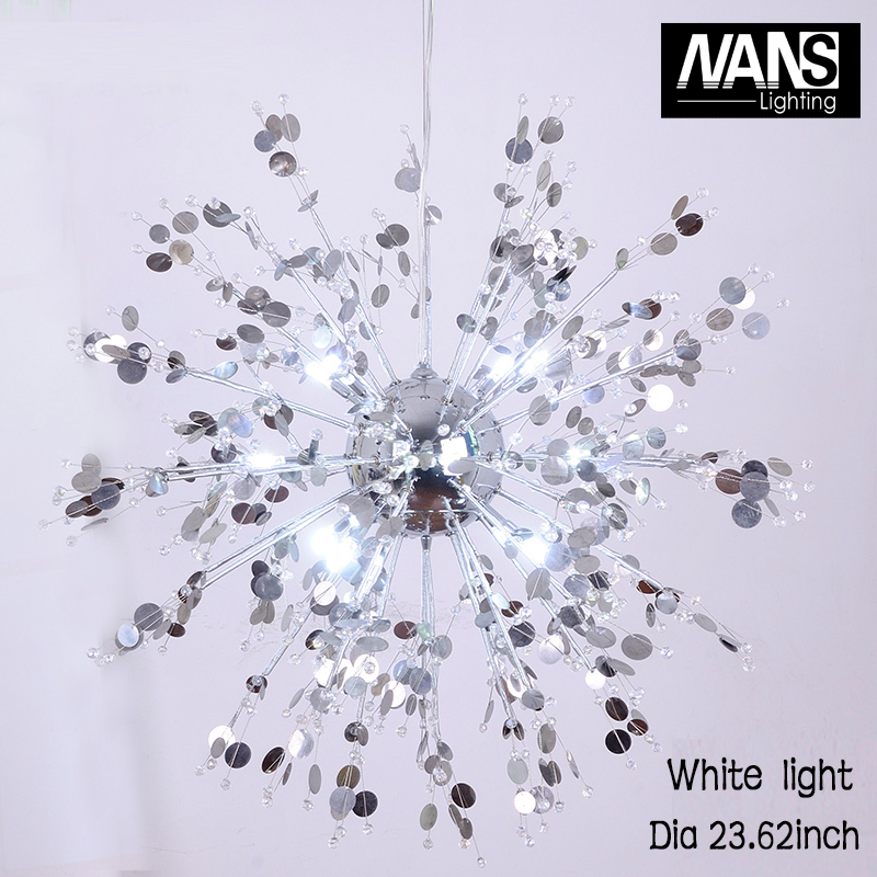 NANS Modern G4 LED 24W Living Room Crystal Chandeliers Lighting Fixture for Staircase Stair Lamp Showcase Bedroom Hotel Hall <br><br>Aliexpress