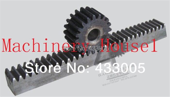 1.5mod 20x20x1000mm 16teeth gear rack and pinion gear rack rack and pinion gears spur gear<br>