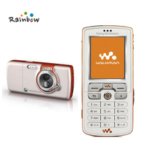 W800i Original Sony Ericsson w800 Mobile Phone 2.0MP Unlocked Free shipping Refurbished
