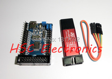 1 set  free shipping ARM Cortex-M3 STM32F103c8t6 STM32 Core Board Mini Development Plate Module + ST-Link V2 stlink mini