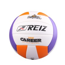 2017 Hot Sale Sale Molten Free Shipping Official Volleyball Volley High Quality Match Training Ball With Net Bag V602a(China)