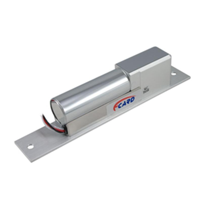 Magnetic sensor positioning time delay adjustable power-off-open NC/NO/COM output 500K times 800kg bolt lock<br>