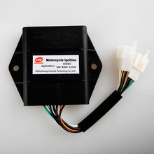 Intelligent digital motorcycle parts motorcycle igniter TCI cdi unit for SUZUKI GSX--R250 GJ72A
