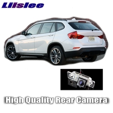 liislee Car Camera For BMW X1 E84 2009~2014 High Quality Rear View Back Up Camera For Friends to Use | CCD With RCA