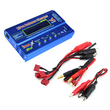 For iMAX B6 Mini Balance Charger For RC Helicopter NiMH / NiCd Rechargeable Battery Support PC Control(China)