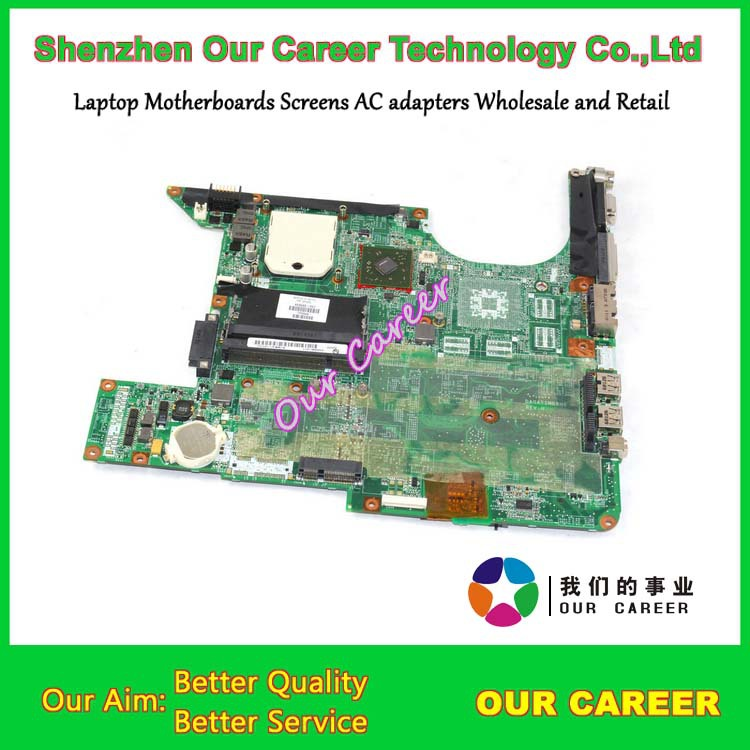 Laptop motherboard for HP DV6000 motherboard 459565-001 working perfectly(China (Mainland))