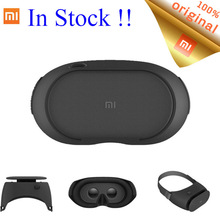 Original Xiaomi VR Play 2 Virtual Reality 3D glasses 3D VR Glasses Game VR BOX For Xiaomi For 4.7-5.7 inch Smart Phones VR(China)