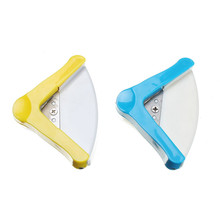 Kicute R5 Plastic Corner Rounder Paper Punch Card Photo Cutter Tool DIY For Home Scrapbooking Postcard Handmade DIY Decoration