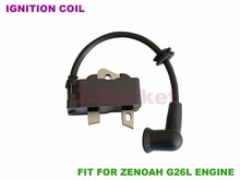 Ignition Coil for ZENOAH G26L Engine Brush Cutter.Grass Trimmer.Lawn Mower.Tiller.Outboard.Gasoline Garden Tools Spare Parts