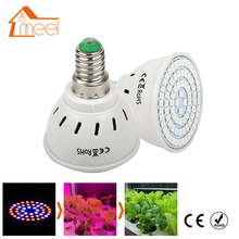 220V LED Grow Light E27 E14 GU10 MR16 Full Spectrum Led Plant Growing Lamp Bulb for Hydroponic Flower Plant Growing Spotlight