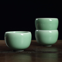 Longquan Celadon Tea Maker Tea Cup Ice Crack Ceramic Small Teapots(China)