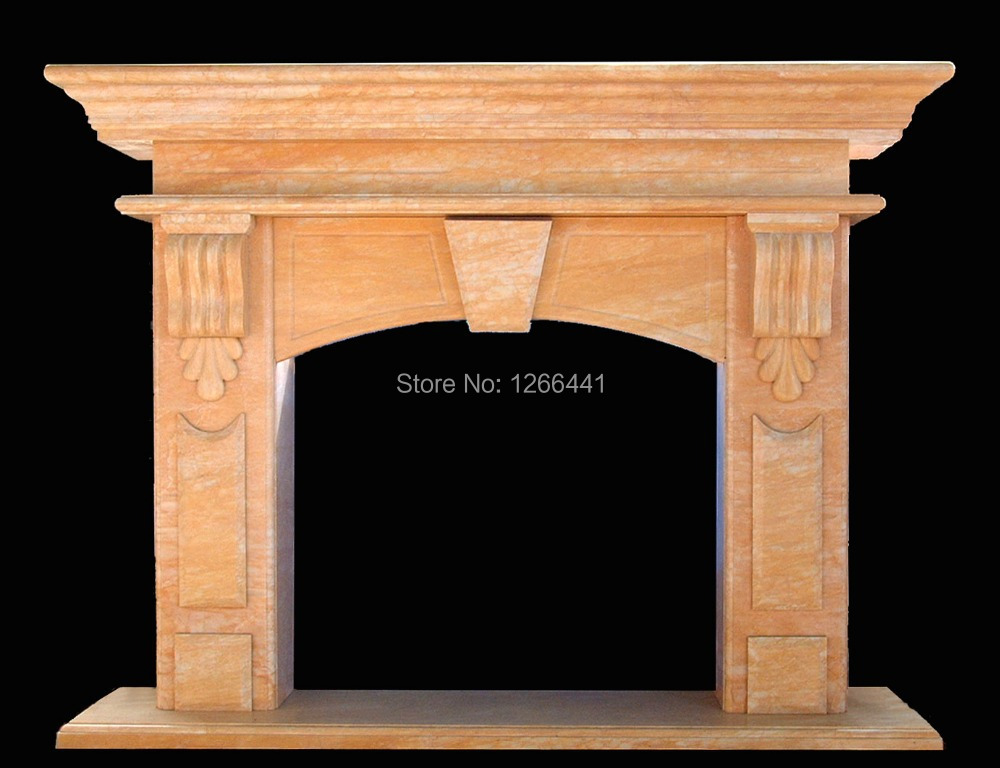 Compra marco chimenea online al por mayor de china mayoristas de marco chimenea aliexpress - Marco de chimenea ...