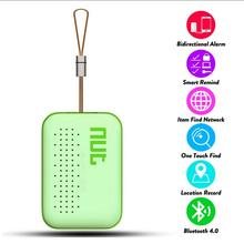 Hot Nut 3 mini Smart Tag GPS Tracker Bluetooth Key Finder Locator Sensor Alarm Anti Lost Wallet Pet Child Locator(China)