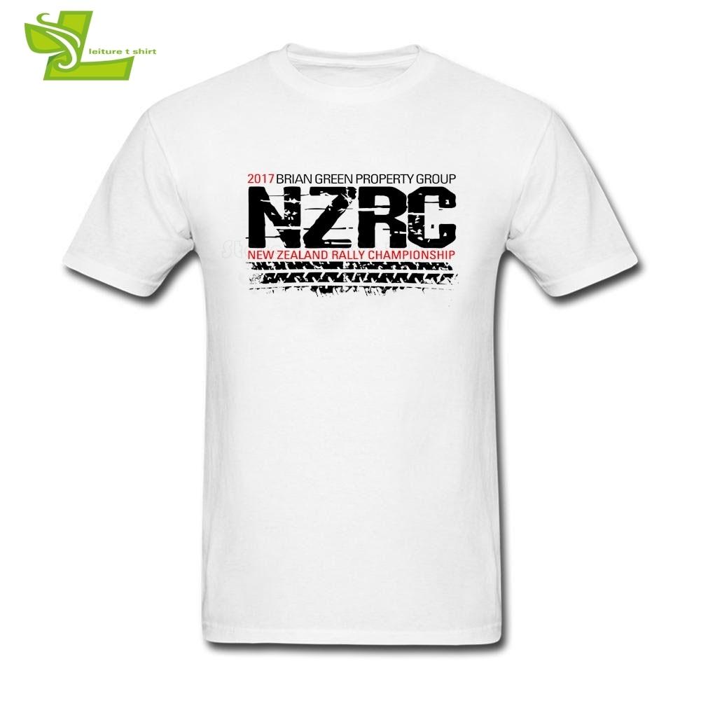 Design t shirt new zealand - New Zealand Rally Championship T Shirt Guys Latest Tshirts Leisure T Shirt Nzrc Men S Short