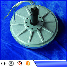 350RPM 500W Coreless Alternator, Three-Phase Low RPM Permanent Magnet Generator