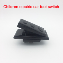 Remote control toy car foot throttle switch Children electric car power switch baby motorcycle accessories