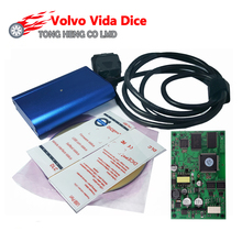 Best for Volvo Vida Dice Super for VOLVO VIDA DICE PRO+ 2014D Fimware Update&Self-Test For Volvo Scanner with MultiLanguage