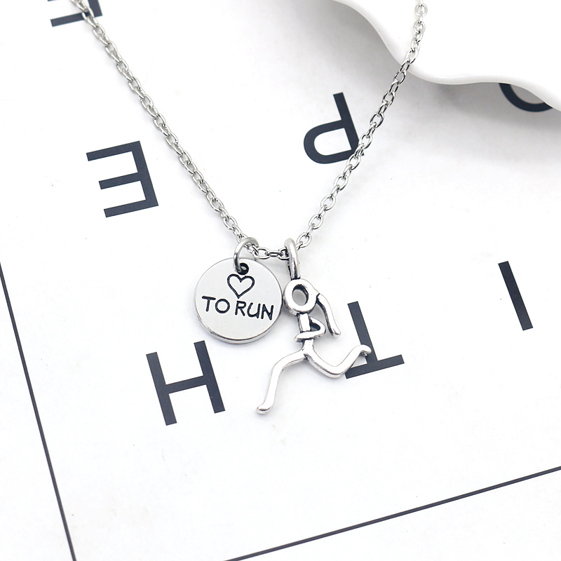 Inspiring-Runner-Girl-Necklace-For-Women-Girls-Marathon-TO-RUN-Heart-Pendants-Necklaces-Vintage-Alloy-Silver (1)