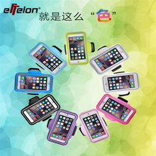 new 10PCS 5.5 Inch Breathable armband Gym RunningJog Case for phone jogging cell clamp Mobile Phone Arm band Holder Case on hand(China)