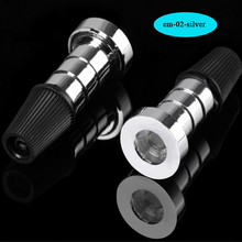 hot sale waterproof fiber optic end fitting for swimming pool lights(China)