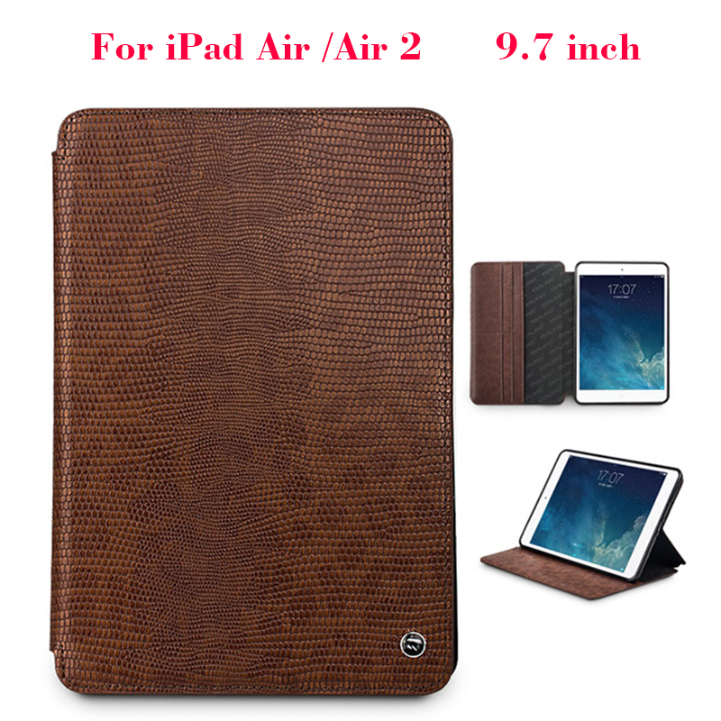 For iPad Air Microfibre Case Ultra-slim crocodile Wallet Stand case Cover Shell For Apple iPad Air 9.7 Protective Stand Skin<br>