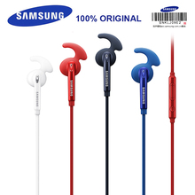 SAMSUNG EG920L Wired Headsets with Microphone 1.2m In-ear 3.5mm Sport Earphone for Samsung Galaxy S8 Official Genuine