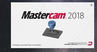 cnc design software mastercam 2018<br>